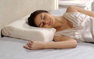 Как стирать ортопедическую подушку, общие правила и советы