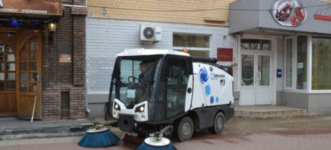 Уборка территорий от строительного и бытового мусора