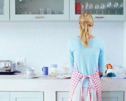 Чем отмыть застарелый жир на кухне: очистка кухонной мебели, плиты, стен