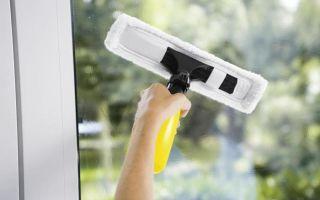 Какой аппарат можно использовать для мойки окон