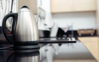 Как почистить электрический чайник от накипи, эффективные методики