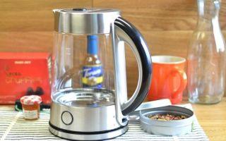 Как выбрать электрический чайник, какие основные критерии