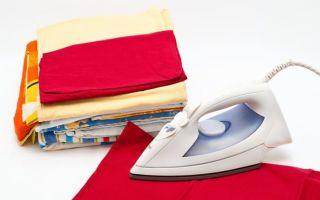 Как правильно гладить постельное белье после стирки и нужно ли это делать