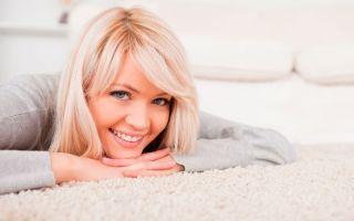 Как почистить в домашних условиях ковер от пятен