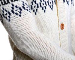 Что делать если после стирки растянулся свитер