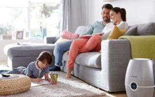 Как правильно увлажнить воздух в квартире, комнате