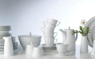 Принципы ухода за посудой из различных материалов, советы от хозяек