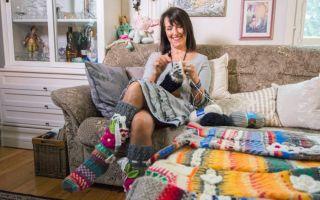 Как правильно стирать шерстяные носки, чтобы они не сели и не растянулись