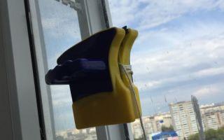 Применение магнитов для мытья окон, популярные модели