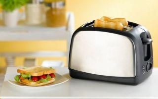 Как почистить и помыть тостер снаружи и внутри от различных загрязнений