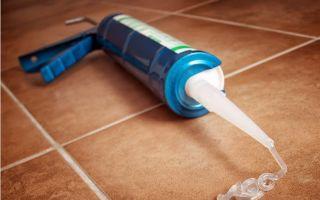 Чем очистить силиконовый герметик от различных поверхностей
