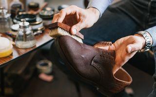 Как производить уход за обувью из нубука, основные правила