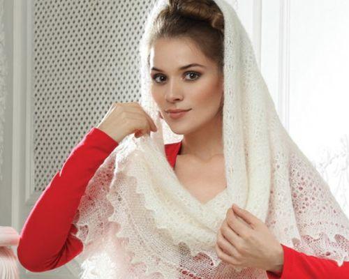 Как правильно стирать дома пуховый платок