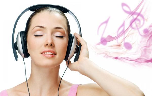 Слушаем любимую музыку