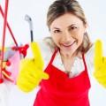 Правильная уборка в доме