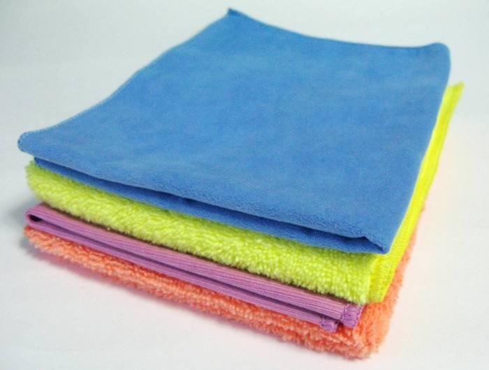 Салфетки для работ по уборке на любой вкус