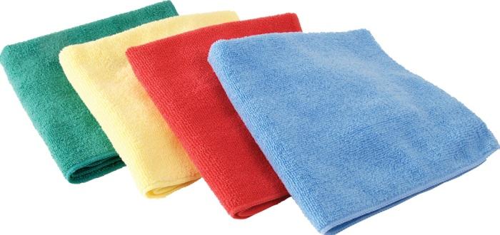 Микрофибра для работ по наведению чистоты