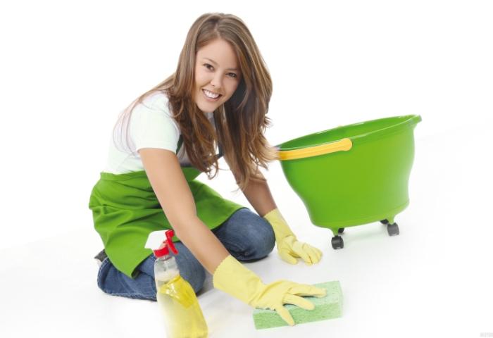Уборка домов квартир