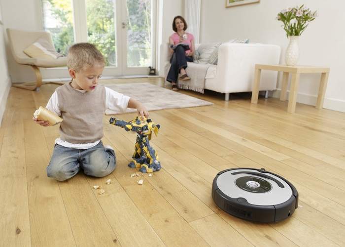Постоянный контроль за чистотой в доме