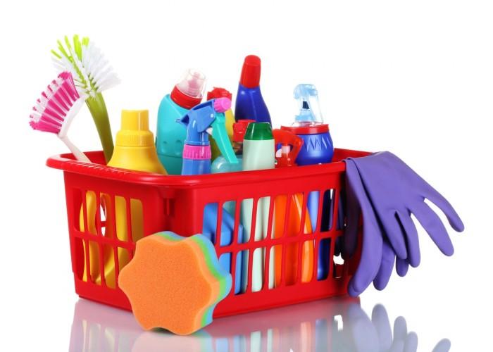 Все что нам понадобится для наведения чистоты