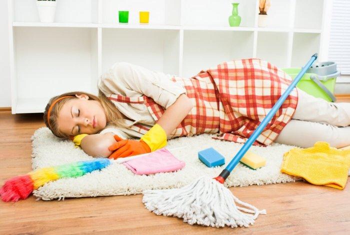 Скопилась усталость от уборочных работ
