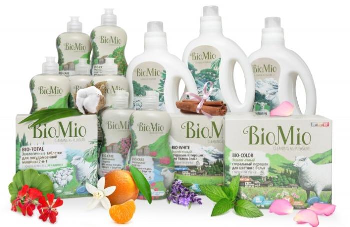 Средства для уборки дома БиоМио