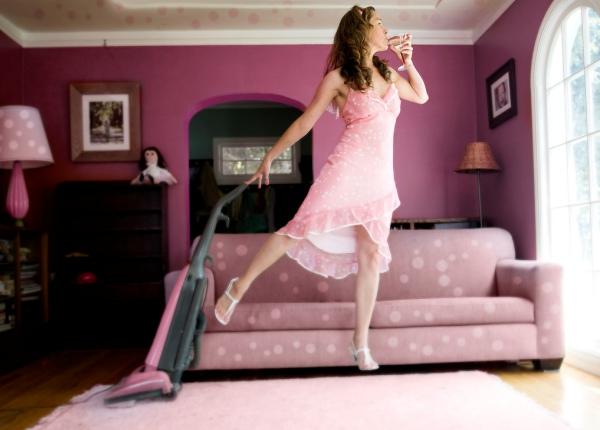 Ежедневная 15 минутная уборка дома