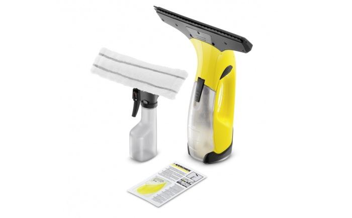 Маленький прибор для мытья окон