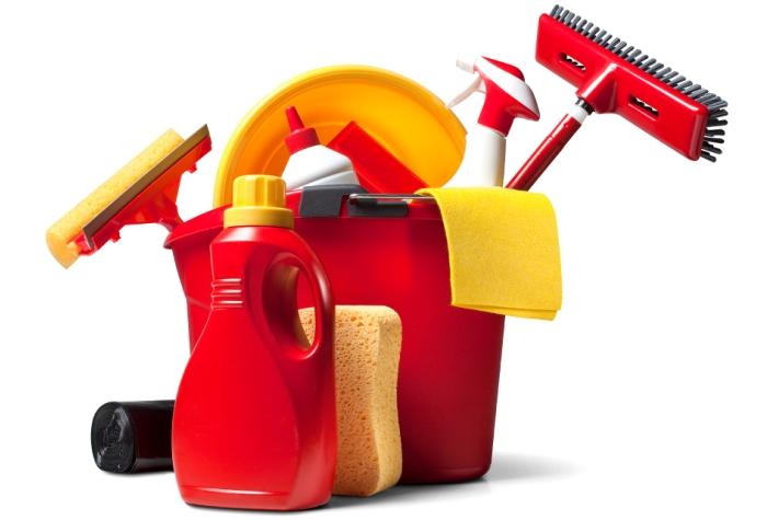 Комплект инструментов для уборочных работ
