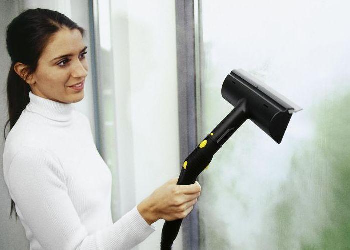 Парогенератор Керхер для мытья окон