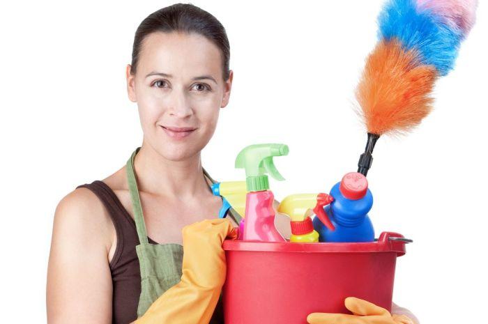 Уборка в доме скоро начнется
