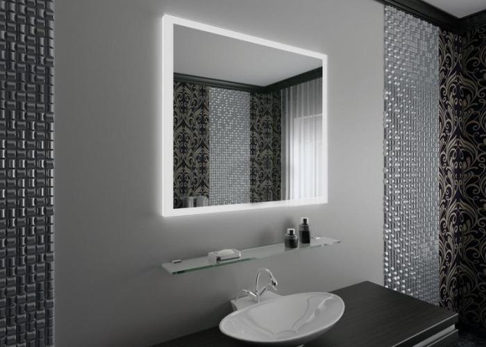 Идеальная чистота в ванной комнате