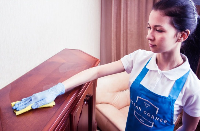 Уборка пыли в квартире