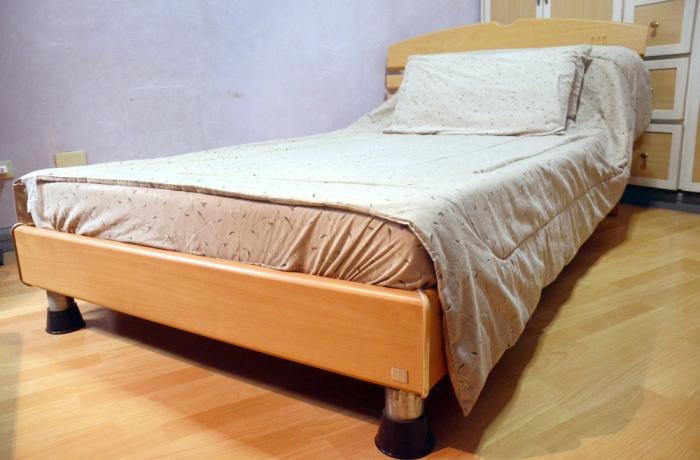 Отлично застеленная кровать
