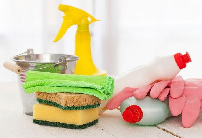 Инструменты для проведения уборки