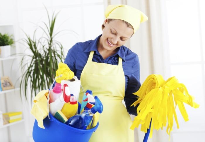 Моющие средства для уборки в доме