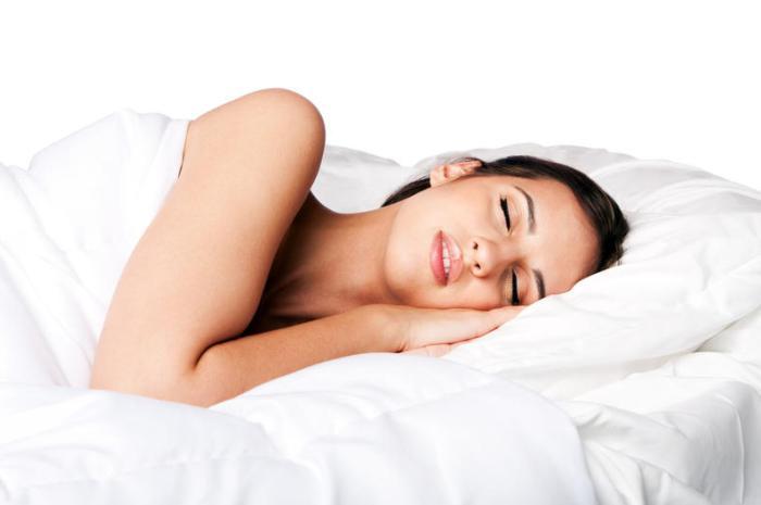 Спим и видим интересные сны