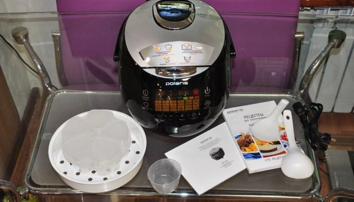 Прибор для готовки еды с инструкцией по применению