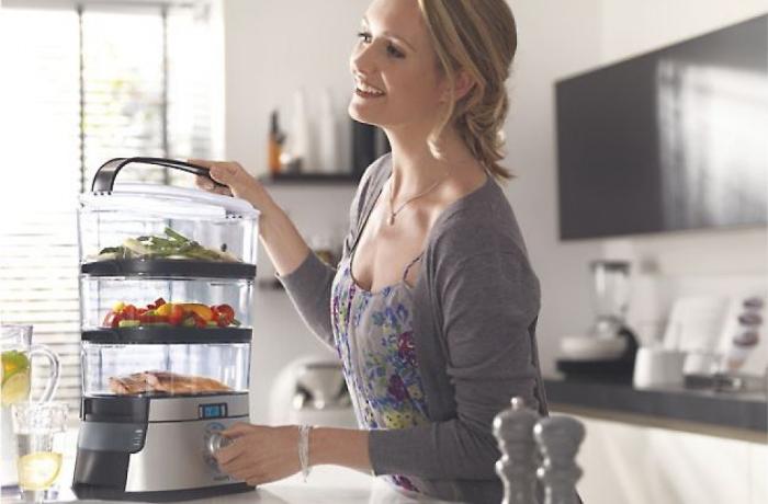Диетическая пища на пару полезна всем людям