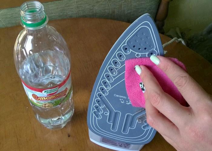 Очистка домашних приборов уксусом