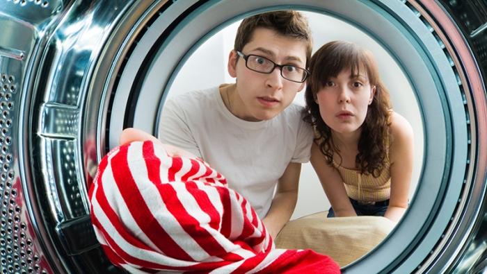 Незаменимая в хозяйстве стиральная машина