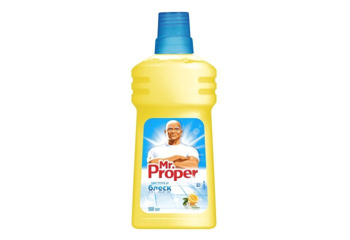 Всем известный Mr. Proper