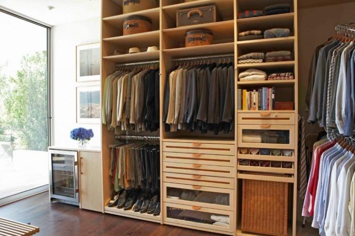 Порядок в мужском гардеробе