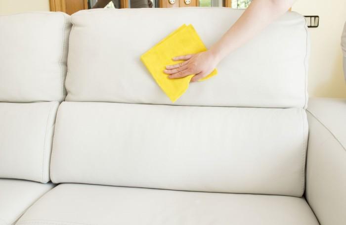 Приятно смотреть на чистую мебель