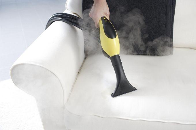 Парогенератор на моющем пылесосе от Керхер