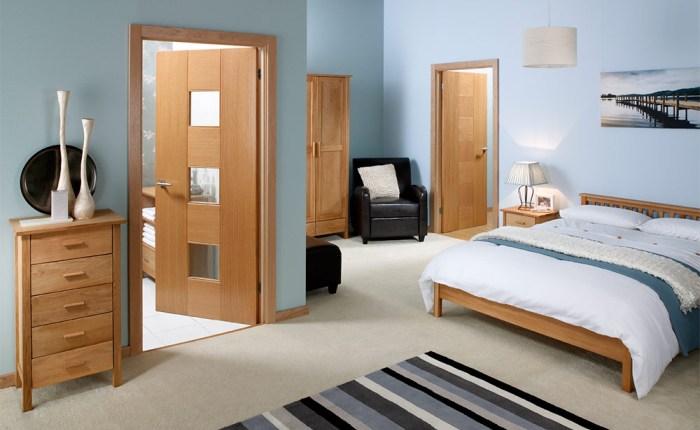 Проработанный интерьер комнаты
