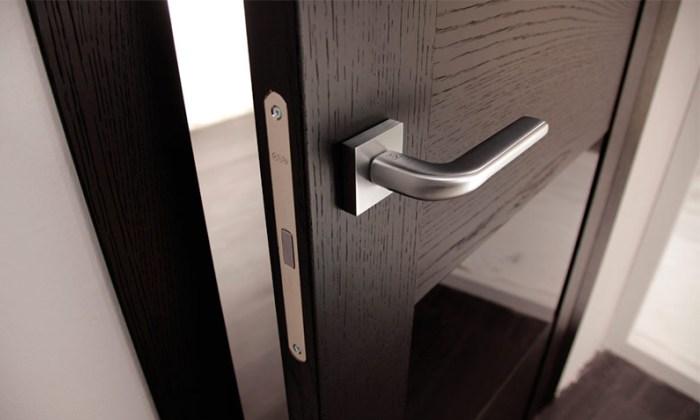 Чистка и регулировка дверной фурнитуры
