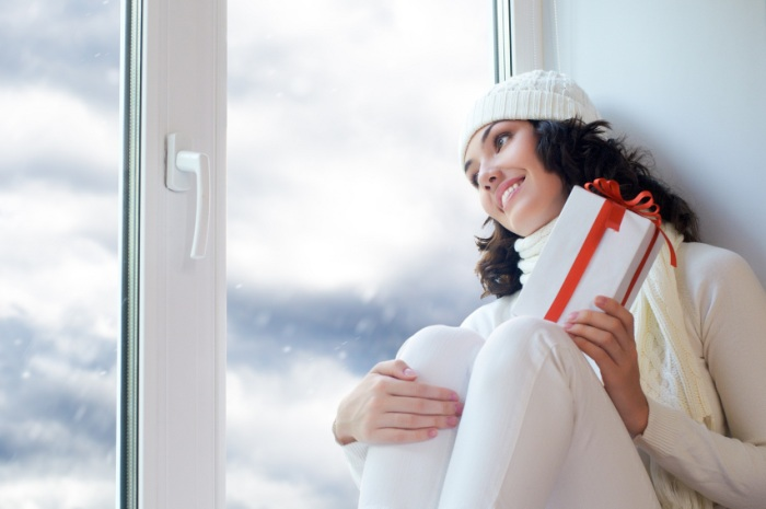 Хорошие окна не пропускают в дом холодный воздух