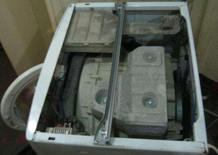 Ремонт подшипников стиральной машины атлант
