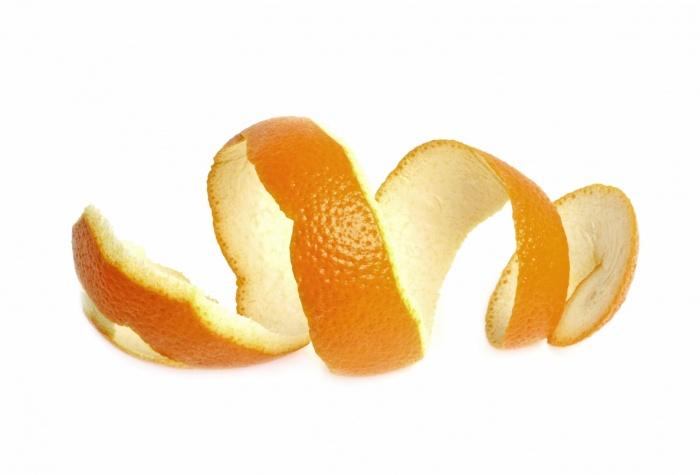 Кожура цитрусового фрукта
